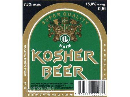 Etykieta KOSHER 31
