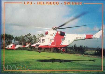 PZL W-3AS Sokół, SP-SUL