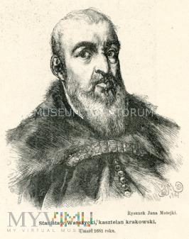 Warszycki Stanisław - pisarz, jezuita