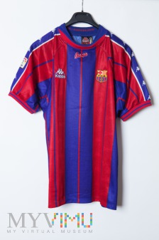 1997/1998 - FC Barcelona 4 Josep Guardiola