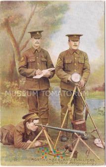 Sygnaliści z Northumberland Fusiliers