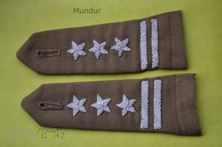 Duże zdjęcie Naramienniki z oznakami stopnia - pułkownik