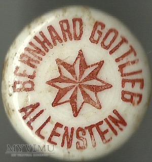 Allenstein (Olsztyn) - Bernhard Gottlieb
