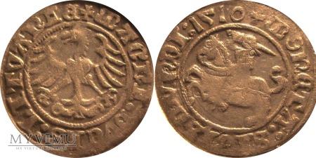 Półgrosz litewski Zygmunt I Stary 1510