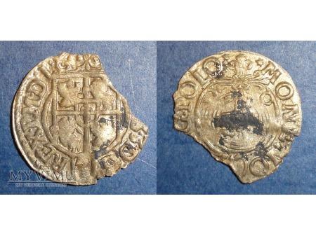 Półtorak koronny 1620