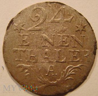 24 EINEN THALER 1782