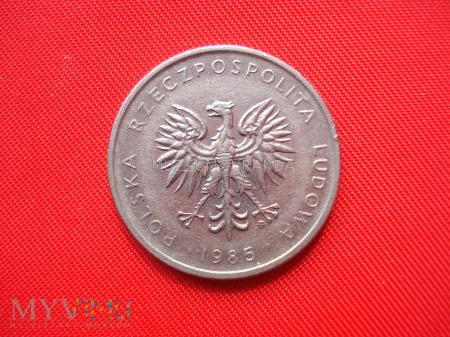 10 złotych 1985 rok