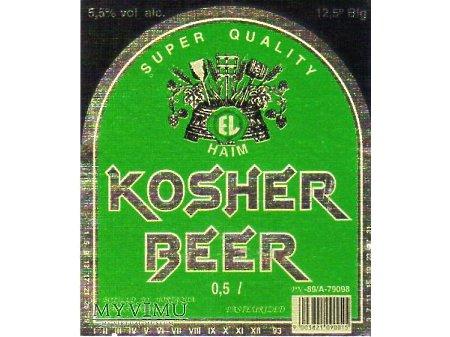 Etykieta KOSHER 32