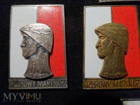 Wzorowy Marynarz z 1961 r 1968 i 1973 roku
