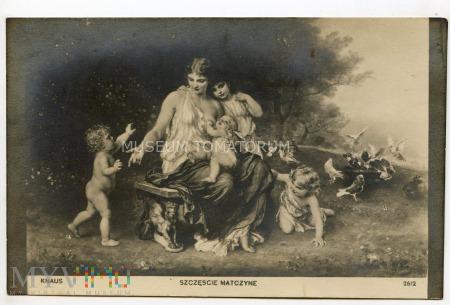 Knaus - Macierzyństwo - Szczęście matczyne