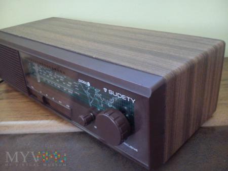 Radio Sudety R-208 Diora brązowy