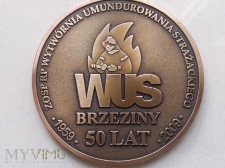 50 Lat Wytwórni Umundurowania Strażack. Brzeziny