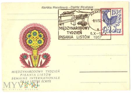 Międzynarodowy Tydzień Pisania Listów-1957.10.07.3
