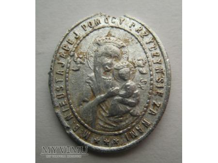 Medalik Święty Alfons Pamiątka Misji Świętej