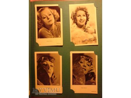 Album Okładka Marlene Dietrich Greta Garbo 13