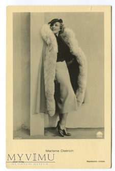 Marlene Dietrich Verlag ROSS 9276/1