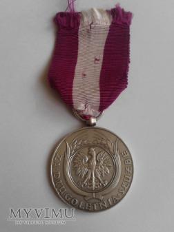 Medal II RP za długo letnią służbe 20 Lat