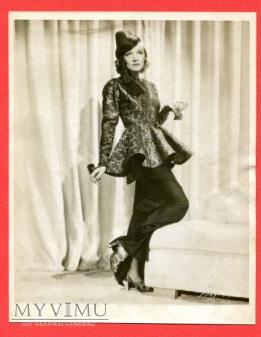 Marlene Dietrich MARLENA Travis Banton