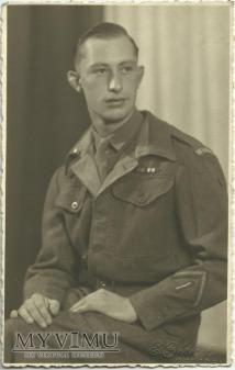 Brytyjski żołnierz