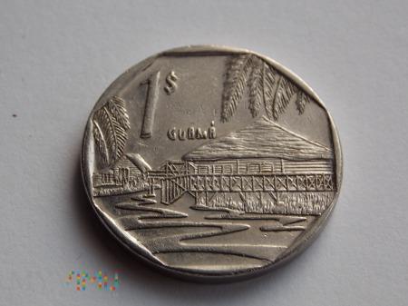 1 peso 1998 - KUBA