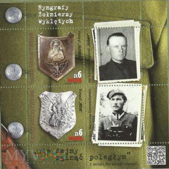Duże zdjęcie Ryngrafy Żołnierzy Wyklętych
