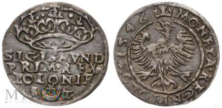 Grosz koronny Zygmunt I Stary