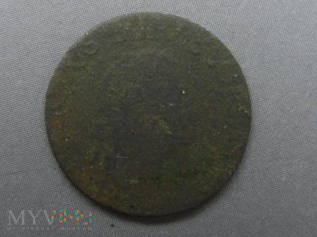 Fals monety 3 krajcary Fryderyka