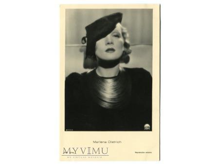 Marlene Dietrich Verlag ROSS 8711/1