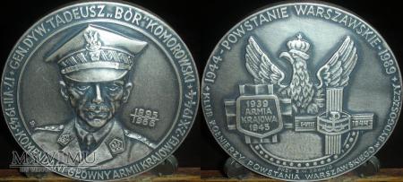 022. Generał Dywizji Tadeusz Bór-Komorowski