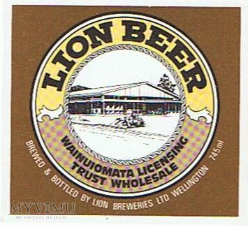 lion breweries wellington - lion beer