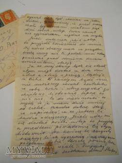 List do por.pilota Stefana Paderewskiego