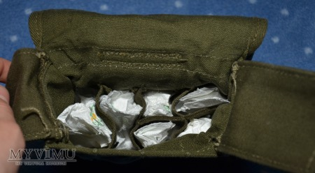 US/USMC large jungle 1st aid pouch M2