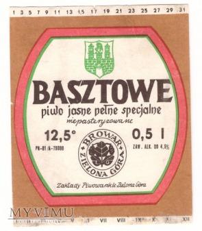 Zielona Góra, BASZTOWE
