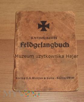 Katholisches Feldgesangbuch Wehrmacht 1939