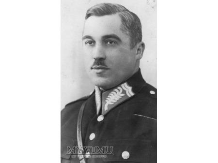 Komisarz Emil Czabański - Warszawa - 1933