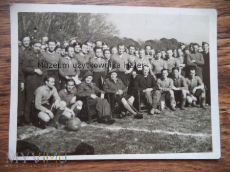 Zdjęcie PSZ na Zachodzie Anglia 1947 r