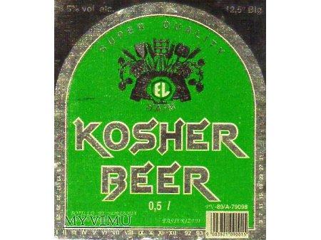 Etykieta KOSHER 34