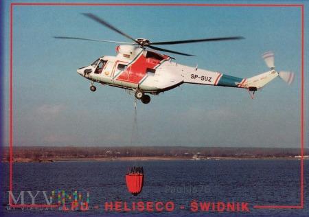 PZL W-3AS Sokół, SP-SUZ