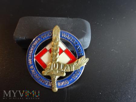 Oddział Zabezpieczenia DWL i OP -40-lecie JW. 1410
