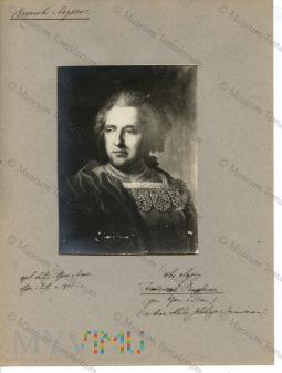 Zamoście - obraz z dworu - Franciszek Smuglewicz