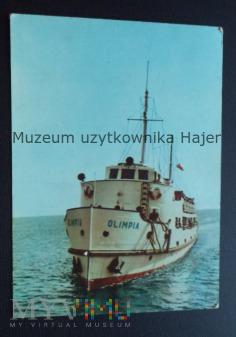 """""""Olimpia"""" Statek Żeglugi Przybrzeżnej"""