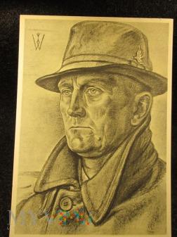 """""""Niemiecka krew na całym świecie""""-karty WHW"""