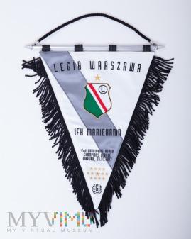 2017-09--17 Legia Warszawa - IFK Marienhamn