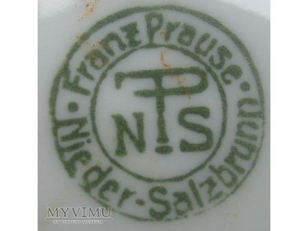 Nidersalzbrunn Porzellanfabrik Franz Prause