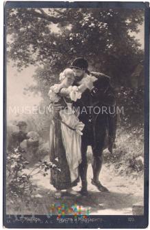 Mayer - Faust i Małgorzata - pocz. XX w.