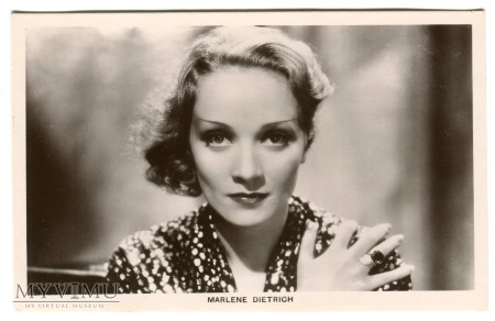 Marlene Dietrich Picturegoer nr 644a