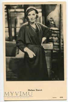 Marlene Dietrich MARLENA JOSPE Holandia nr 403