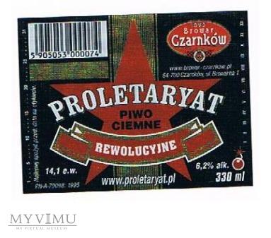 proletaryat rewolucyjne ciemne