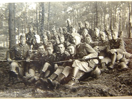 Duże zdjęcie Żołnierze WH