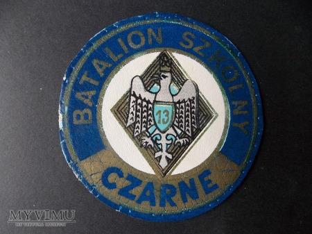 batalion szkolny -13 BRYGADY ZMECH. - CZARNE